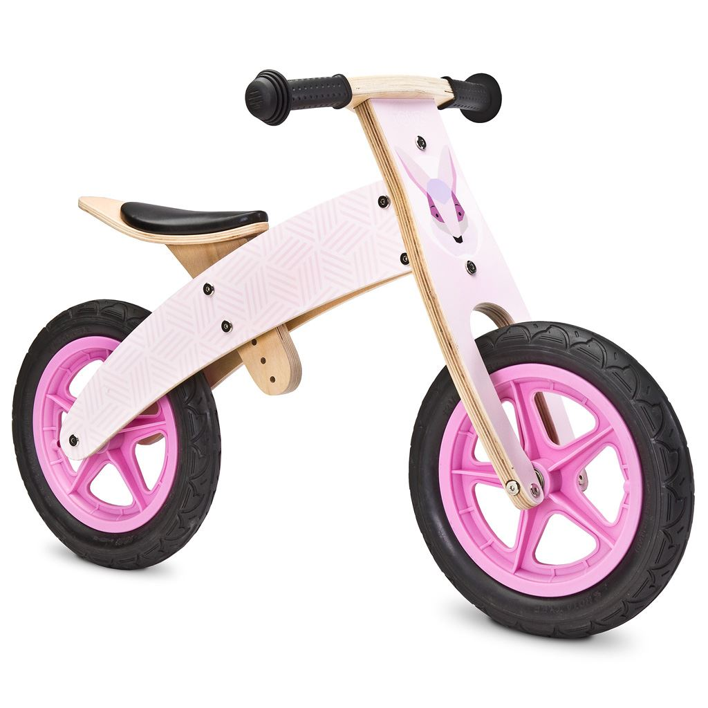 Detské odrážadlo bicykel Toyz  Woody pink