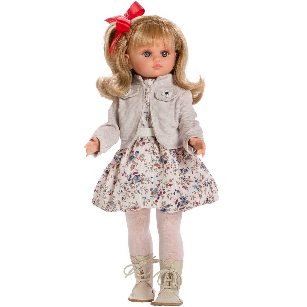 Luxusná detská bábika-dievčatko Berbesa Laura 40cm