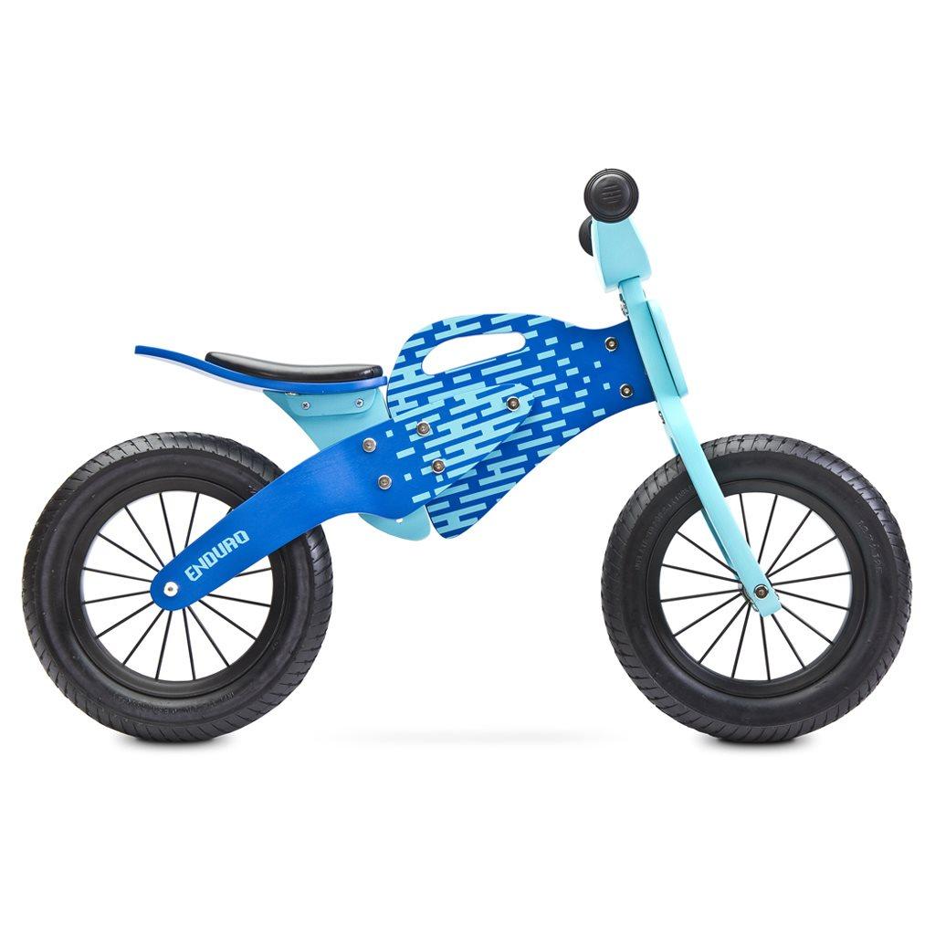 Detské odrážadlo bicykel Toyz Enduro 2018 blue
