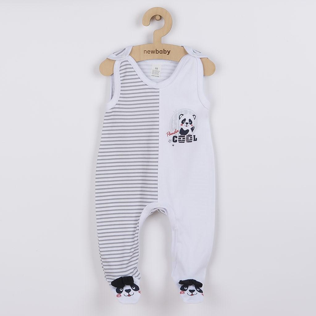 Dojčenské dupačky New Baby Panda