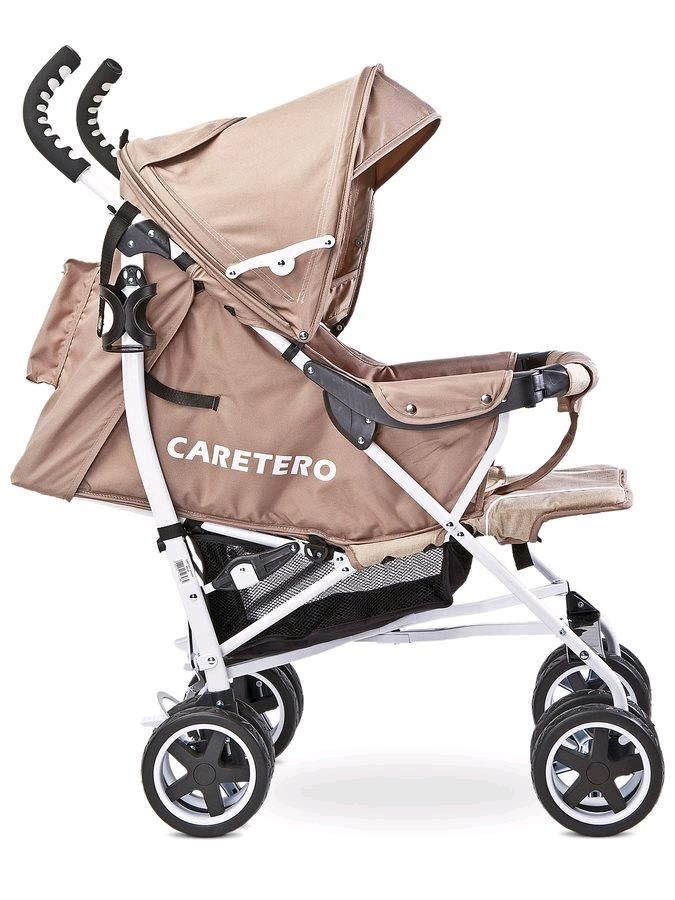 Golfový kočík CARETERO Spacer Classic lavenda