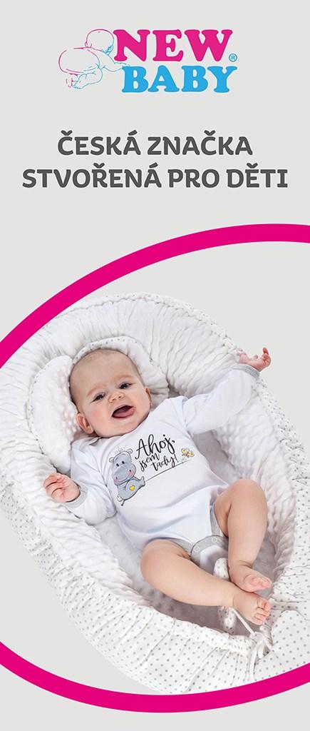 Reklamný Roll-up banner New Baby