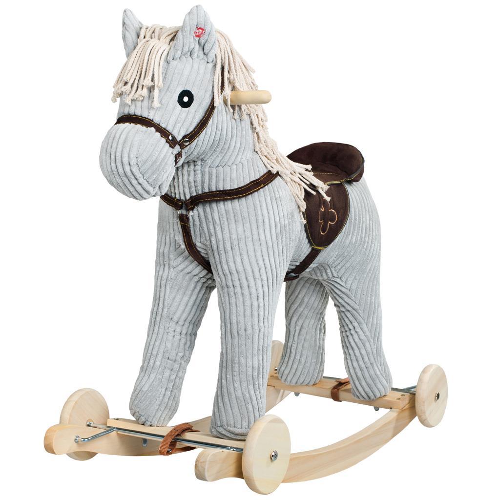 Hojdací koník s kolieskami PlayTo