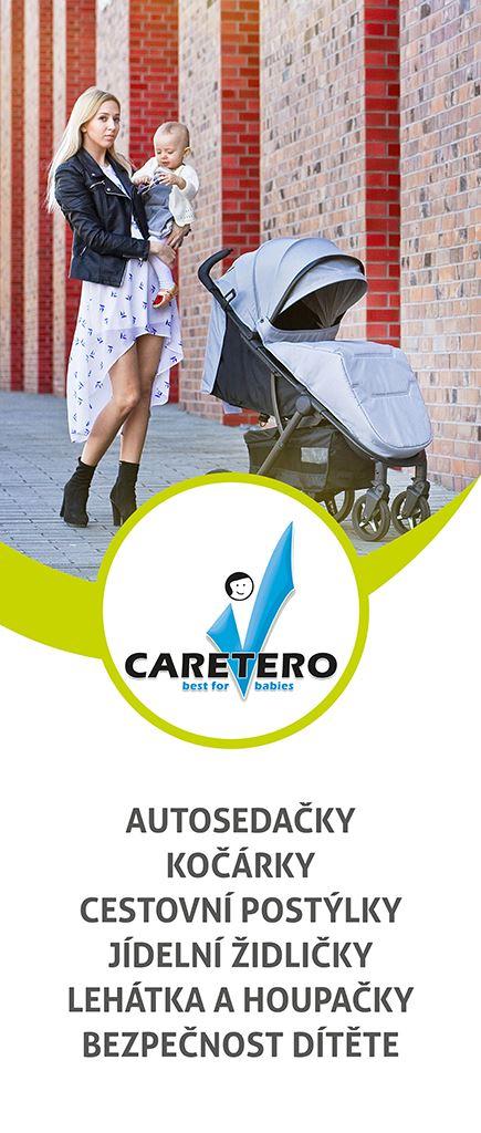 Reklamný Roll-up banner Caretero