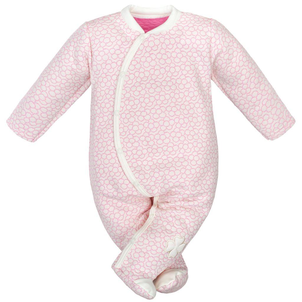Dojčenská kombinézka Baby Service Štvorlístok
