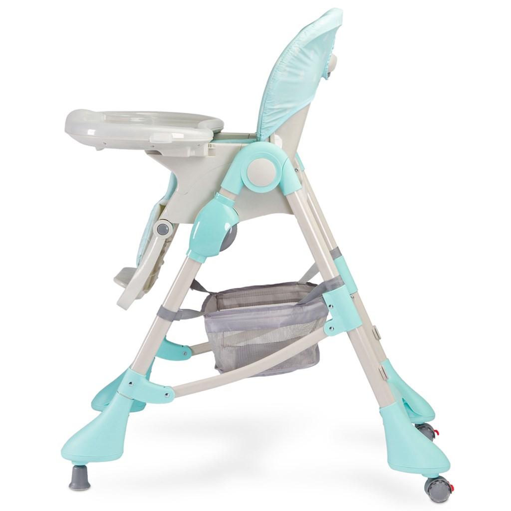 Jedálenská stolička CARETERO Magnus New beige