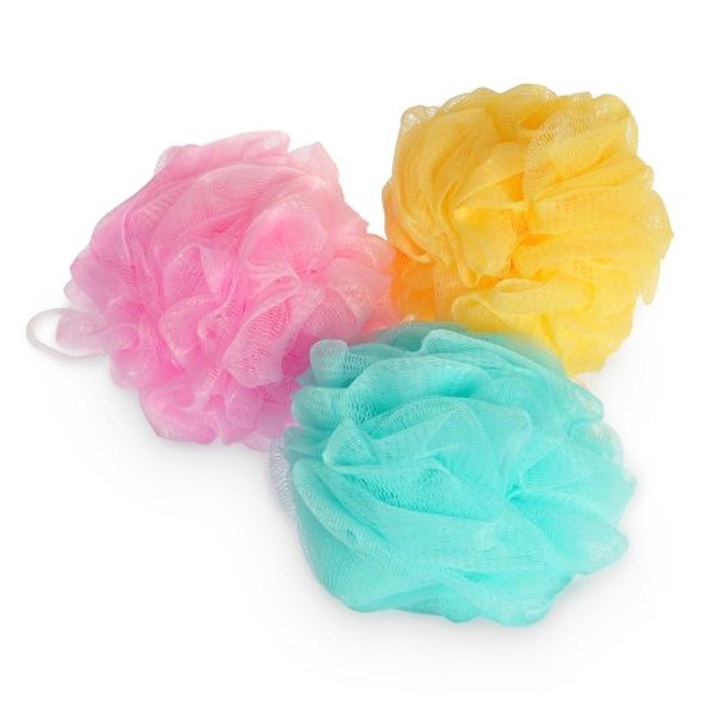 Umývacia kvetina Junior Extra Soft Calypso ružová