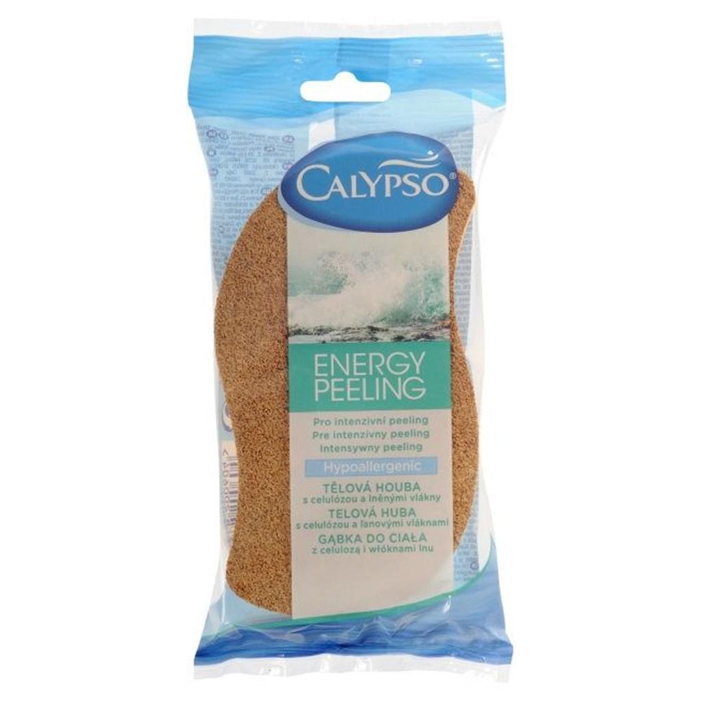 Kúpeľová huba Energy peeling Calypso