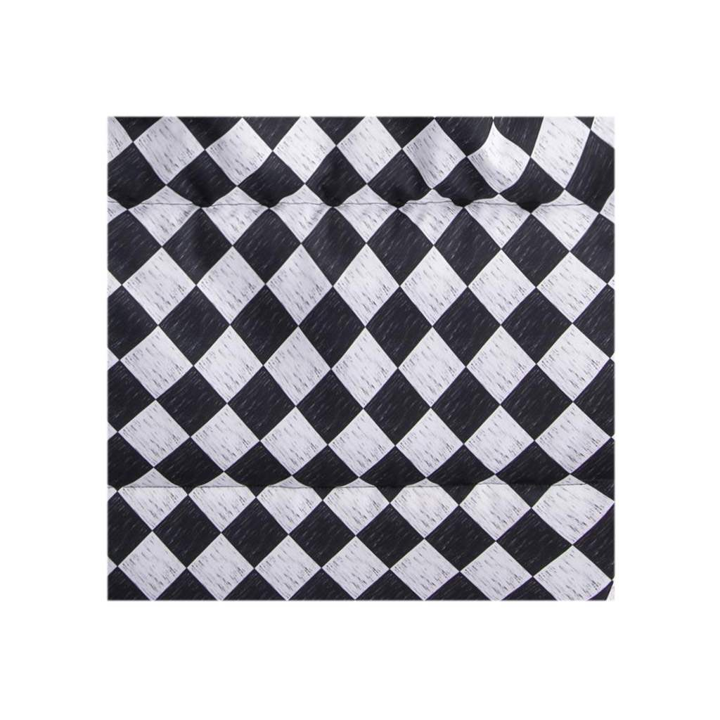 Luxusný fusak Belisima šachovnica