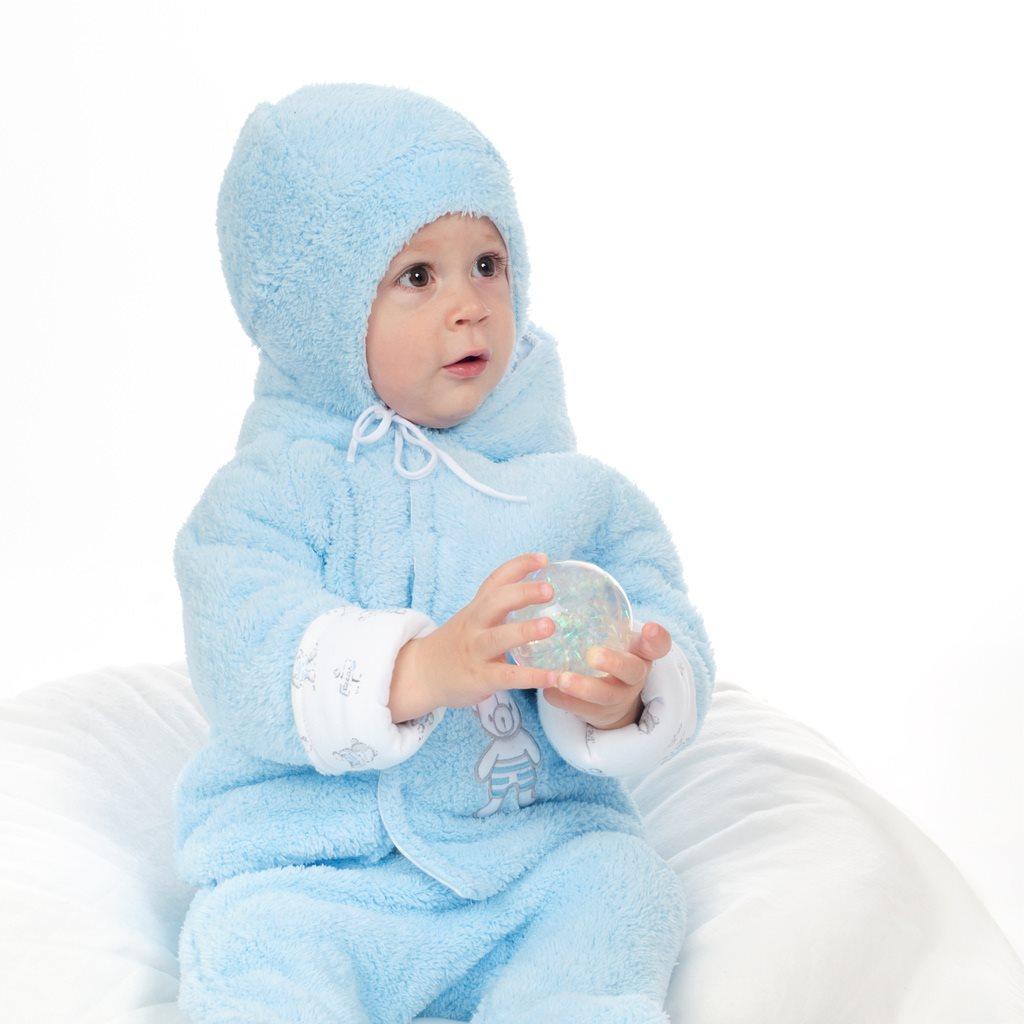Zimná čiapočka New Baby Nice Bear modrá