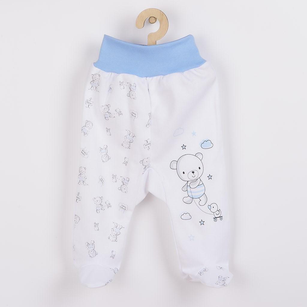 Dojčenské polodupačky New Baby Bears modré-68 (4-6m)