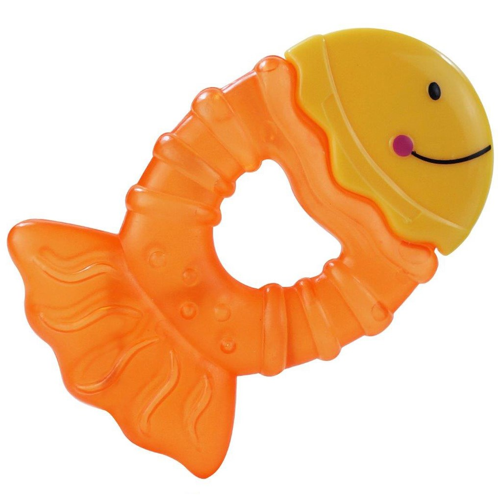 Chladiace hryzátko Baby Mix rybka