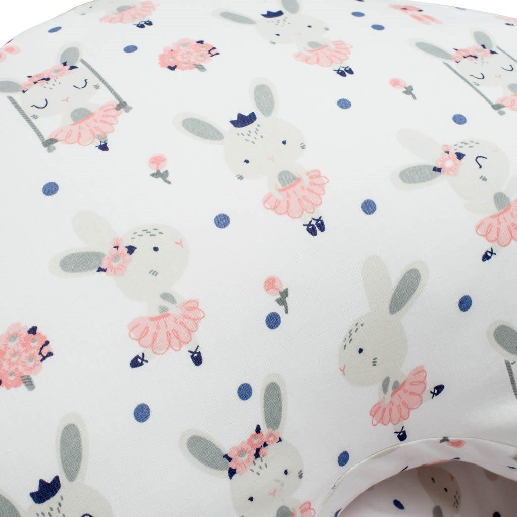 Dojčiaci vankúš New Baby králiček