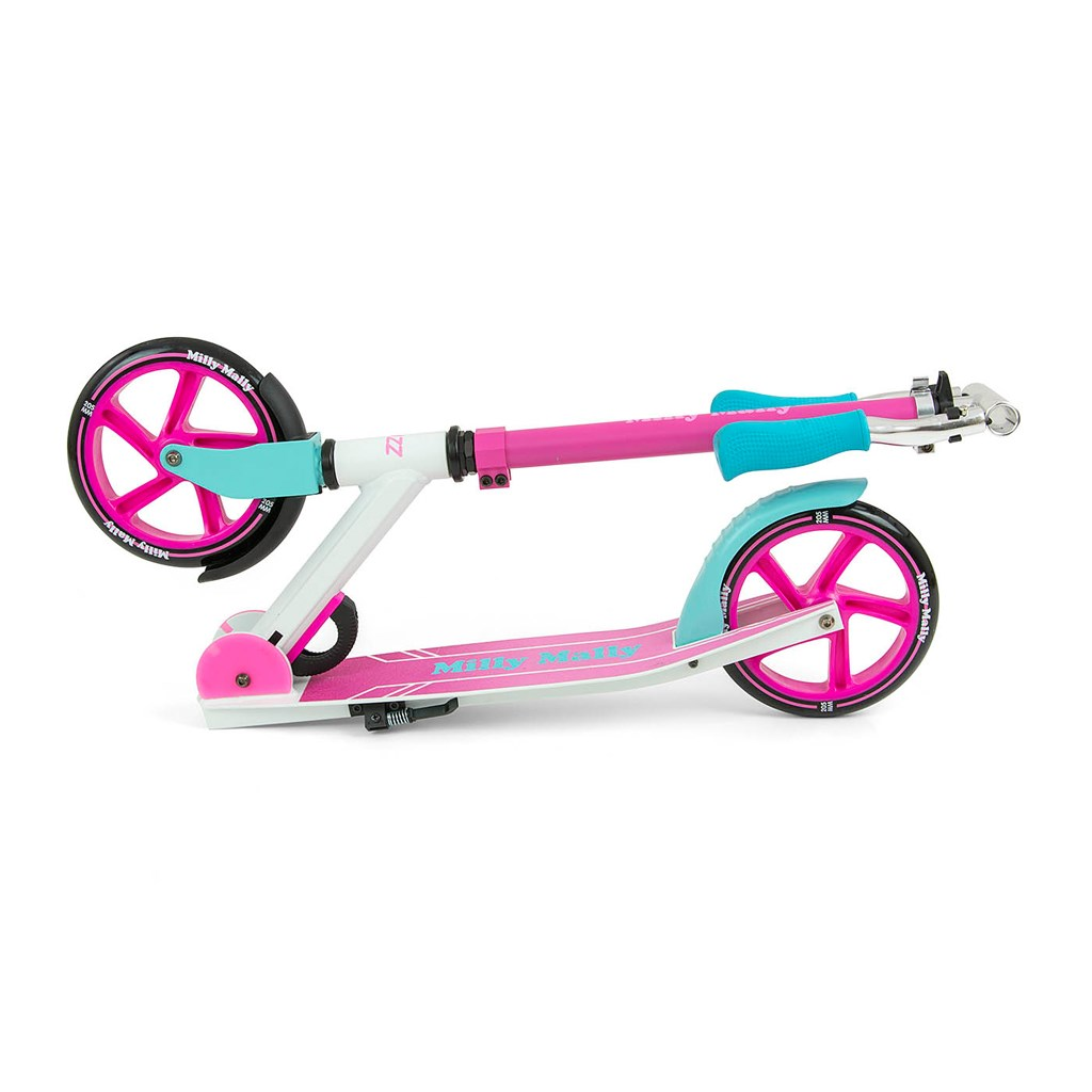 Detská kolobežka Milly Mally BUZZ Scooter pink