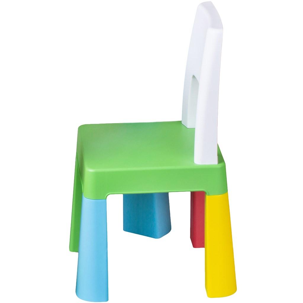39233f517254 Detská sada stolček a stolička Multifun multicolor .