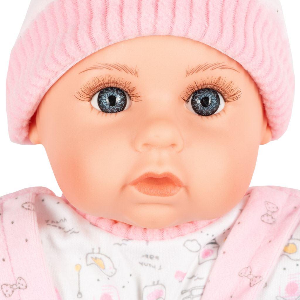 Slovensky hovoriaca a spievajúca detská bábika PlayTo Júlia 46 cm