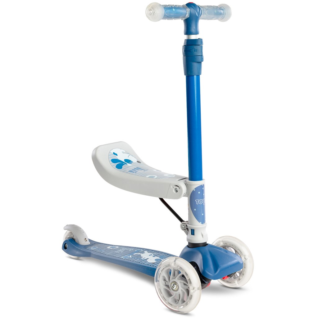 Detská kolobežka 2v1 Toyz Tixi blue