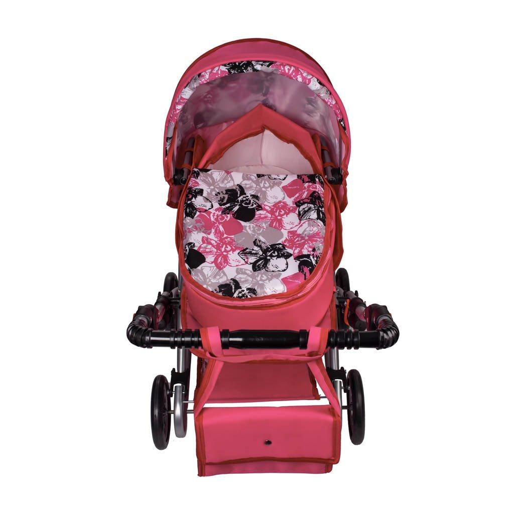 Detský kočík pre bábiky 2v1 New Baby Veronika