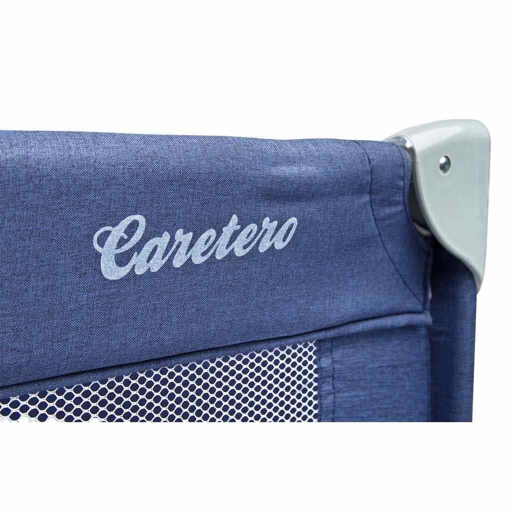 Cestovná postieľka CARETERO Basic Plus 2017 blue