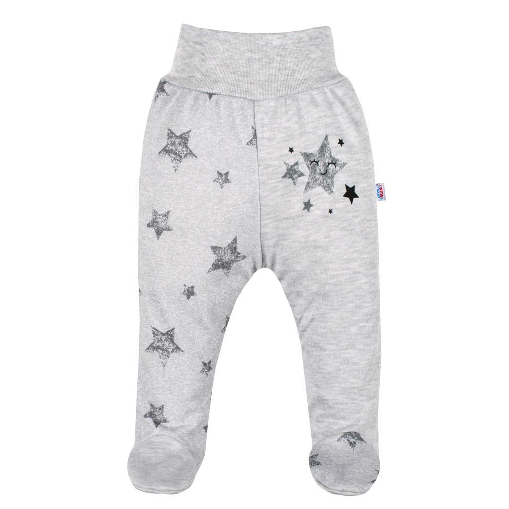 Dojčenské polodupačky New Baby Stars-68 (4-6m)