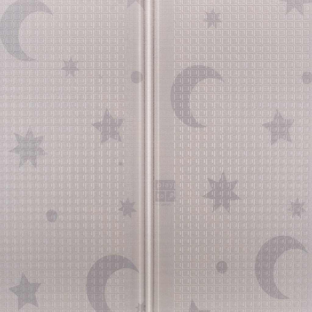 Multifunkčná skladacia hracia podložka PlayTo Nočná obloha