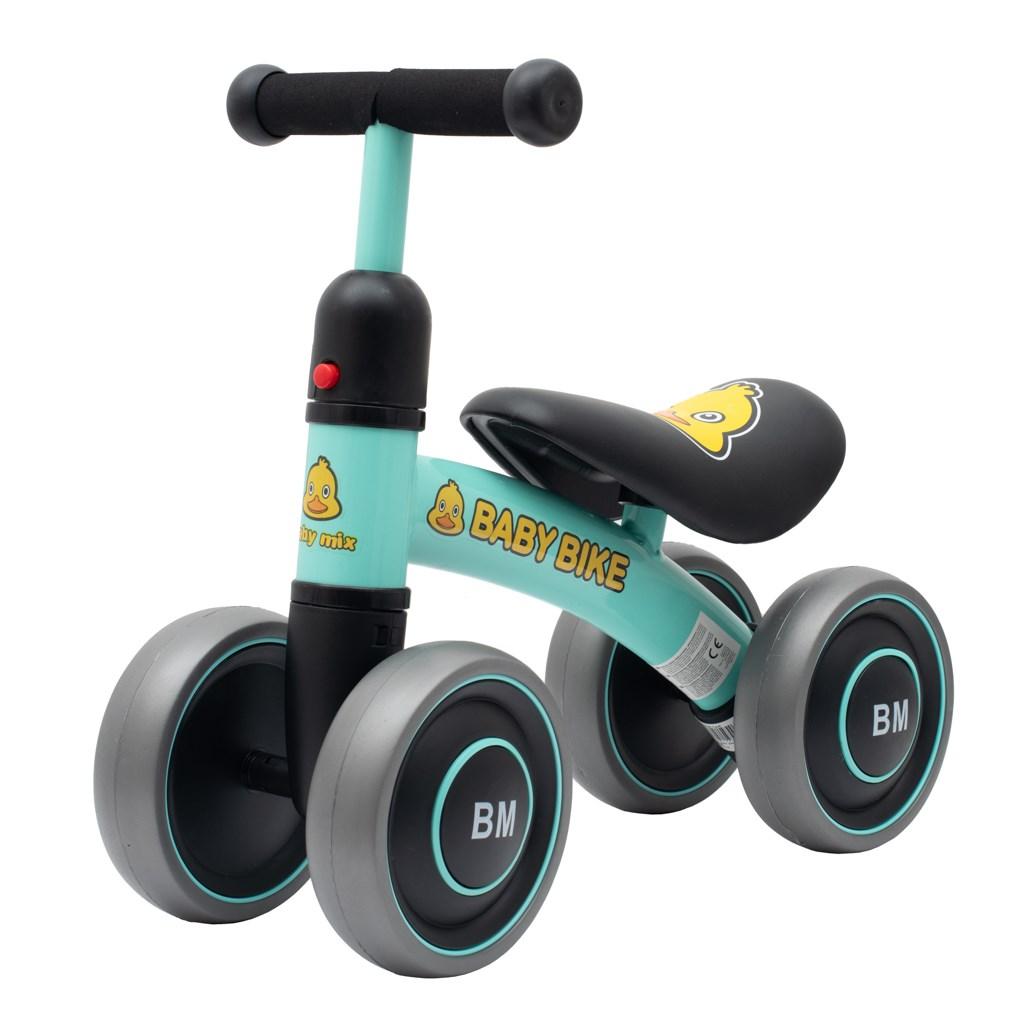 Detské odrážadlo Baby Mix Baby Bike green
