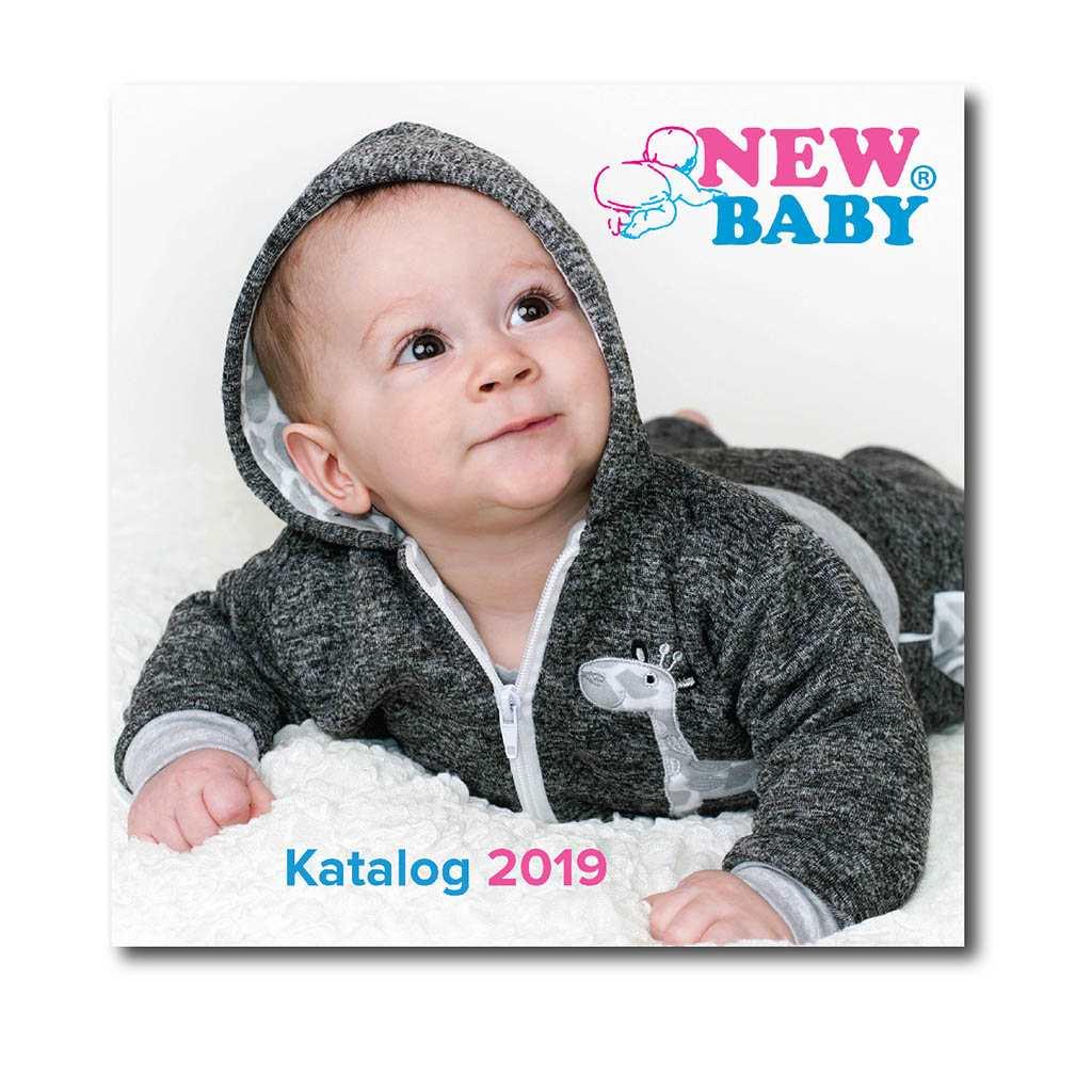 Propagačné materiály New Baby - katalóg 2019 balenie-10 ks
