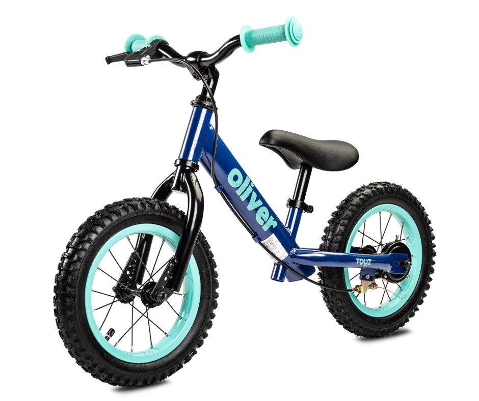 Detské odrážadlo bicykel Toyz Oliver navy