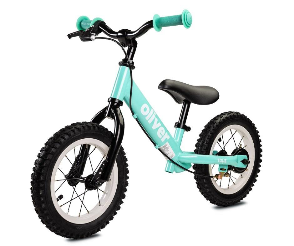 Detské odrážadlo bicykel Toyz Oliver mint