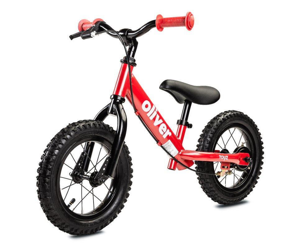 205ccaeca Detské odrážadlo bicykel Toyz Oliver red empty