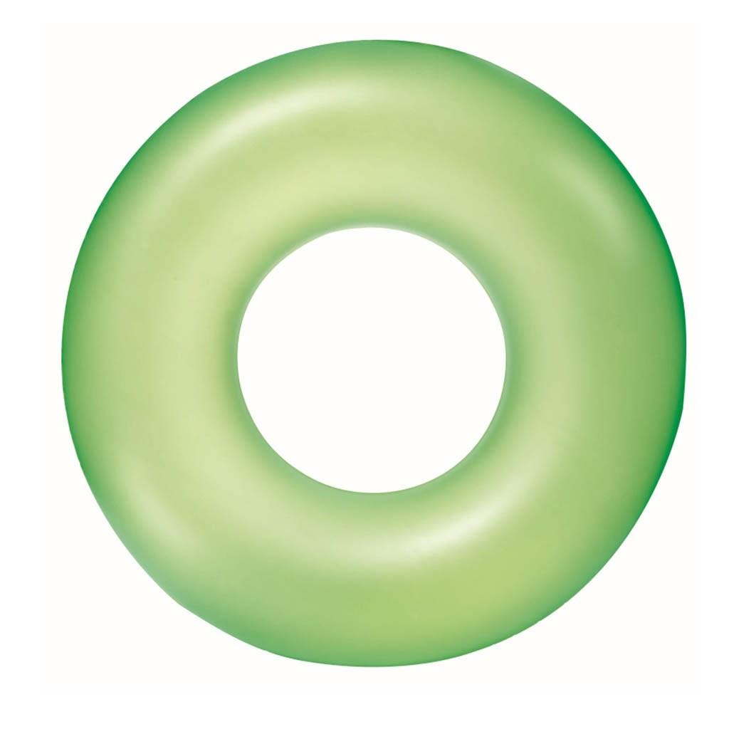 Detský nafukovací kruh Bestway zelený