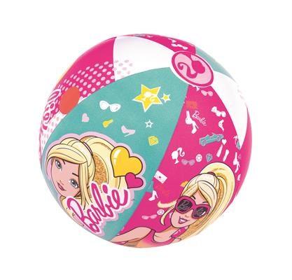 Detský nafukovací plážový balón Bestway barbie