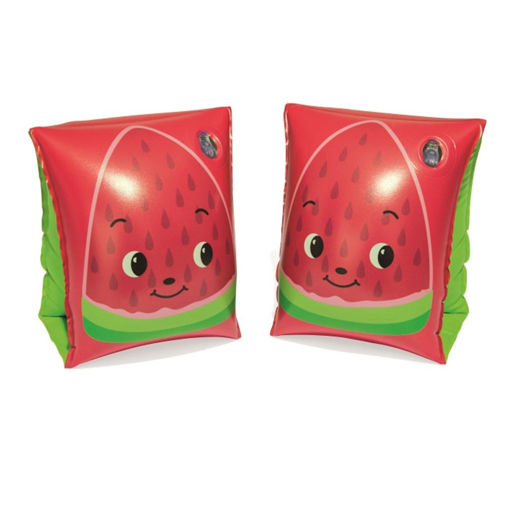 Detské nafukovacie rukávniky Bestway fruit red