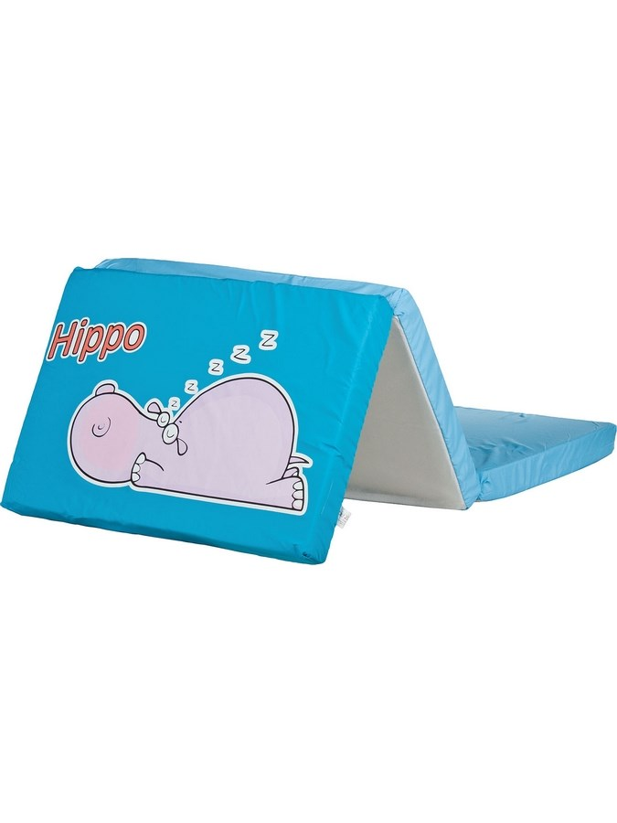 Skladacia matrac do postieľky CARETERO Hippo