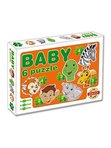 Detské Baby puzzle
