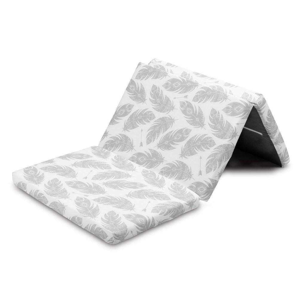 Skladacia matrac do postieľky Sensillo Pierka 120x60 cm