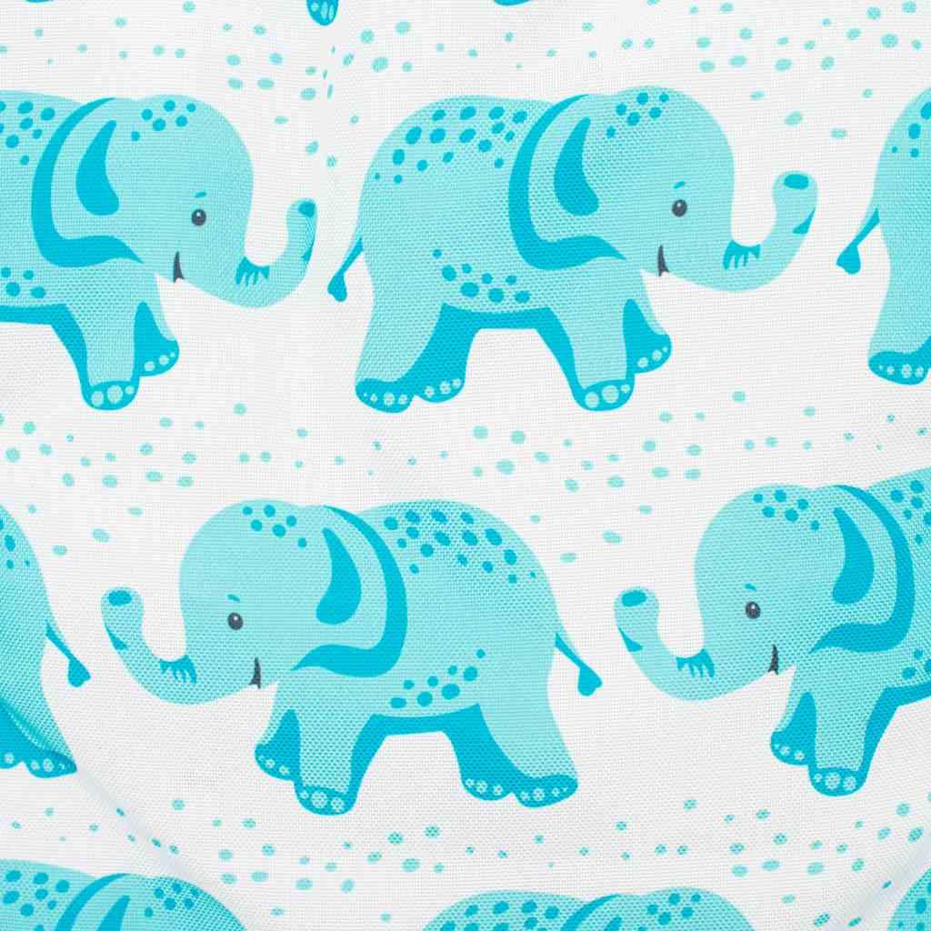 Luxusný fusak New Baby Sloníky