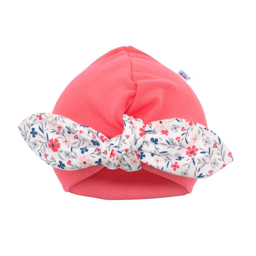 Dievčenská čiapočka turban New Baby For Girls-92 (18-24m)