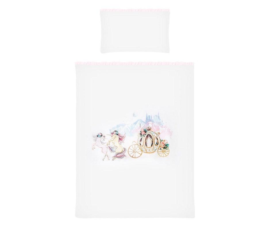 3-dielne posteľné obliečky Belisima Unicorn 90/120