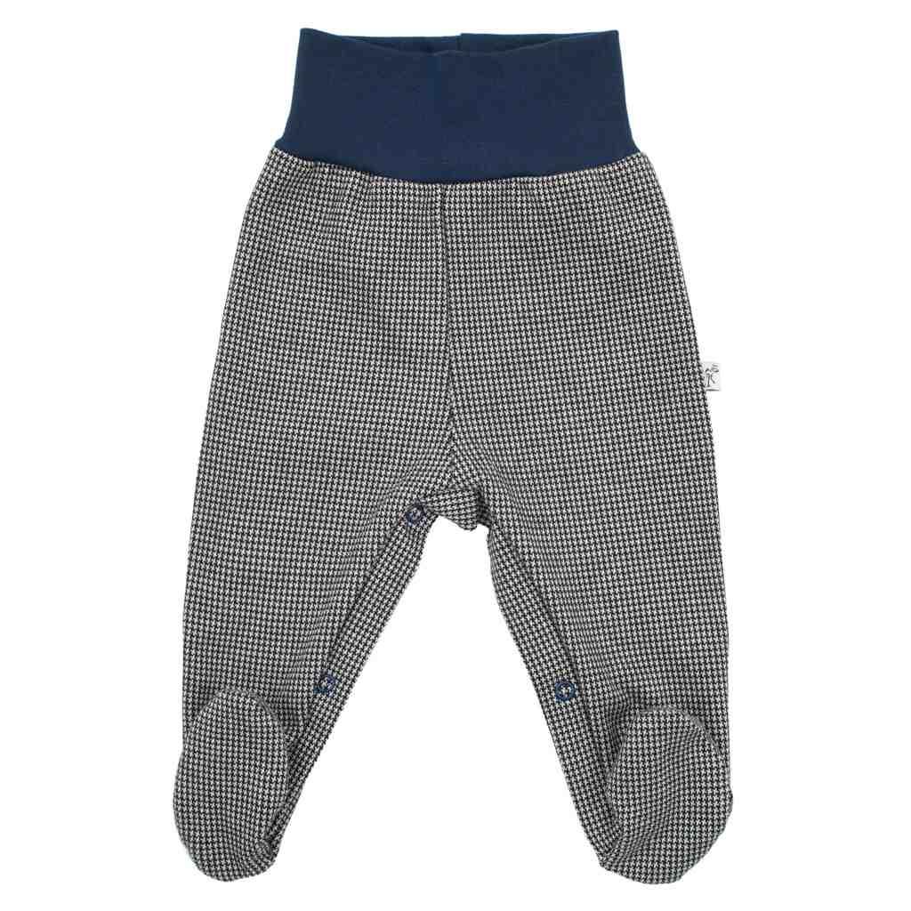 Zimné dojčenské polodupačky Baby Service Retro