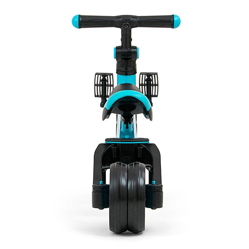 Detská trojkolka 3v1 Milly Mally Optimus blue