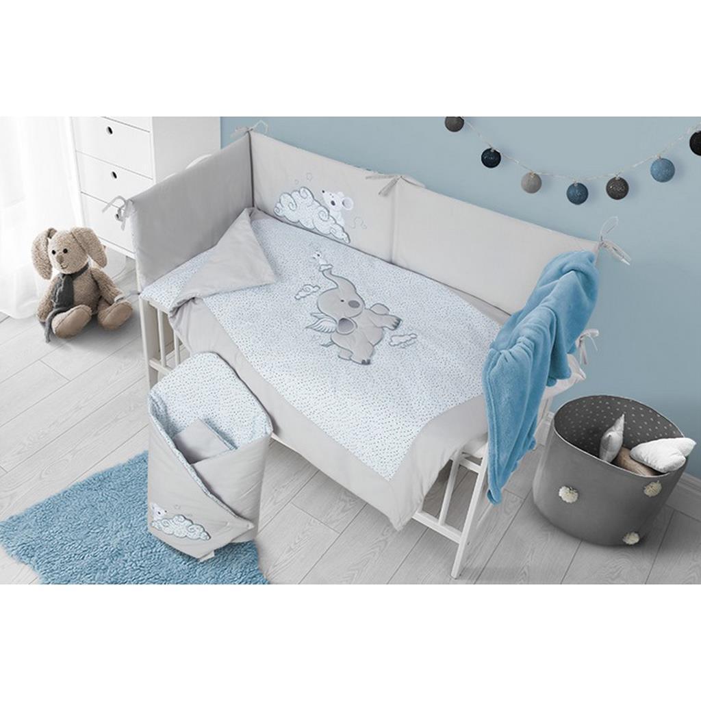 2-dielne posteľné obliečky Friends 90/120 tyrkysové