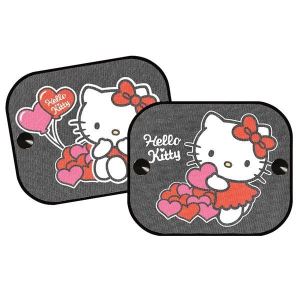 Tienidlá do auta 2 ks v balení Hello Kitty 2