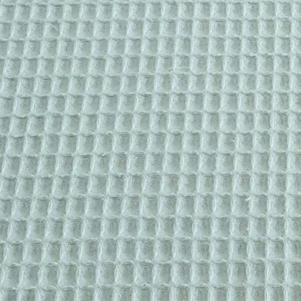 Detská bavlnená deka vafle Womar 75x100 mätová