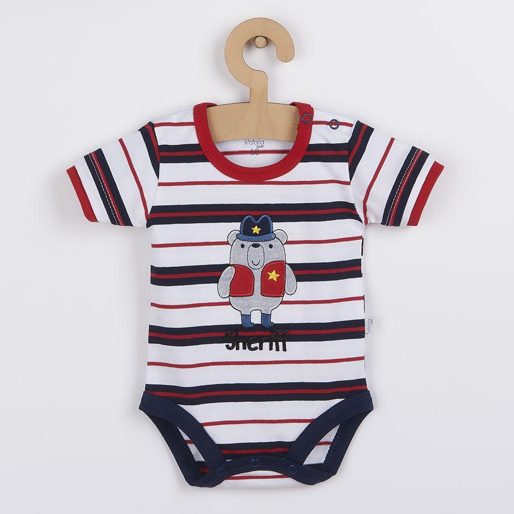 Dojčenské letné body Koala Jumbo Summer sheriff-98 (2-3 r)