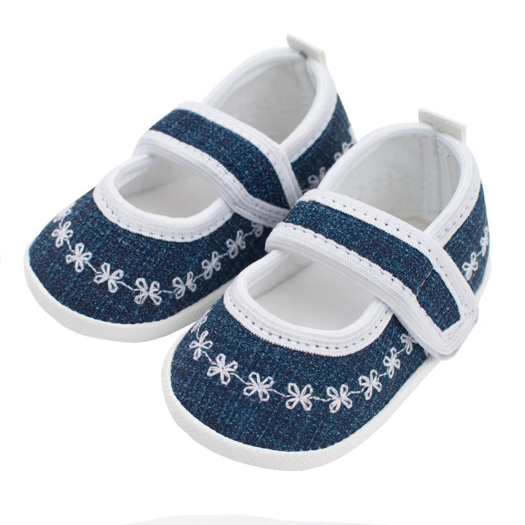 Dojčenské capačky New Baby Jeans biele 0-3 m 0-3 m