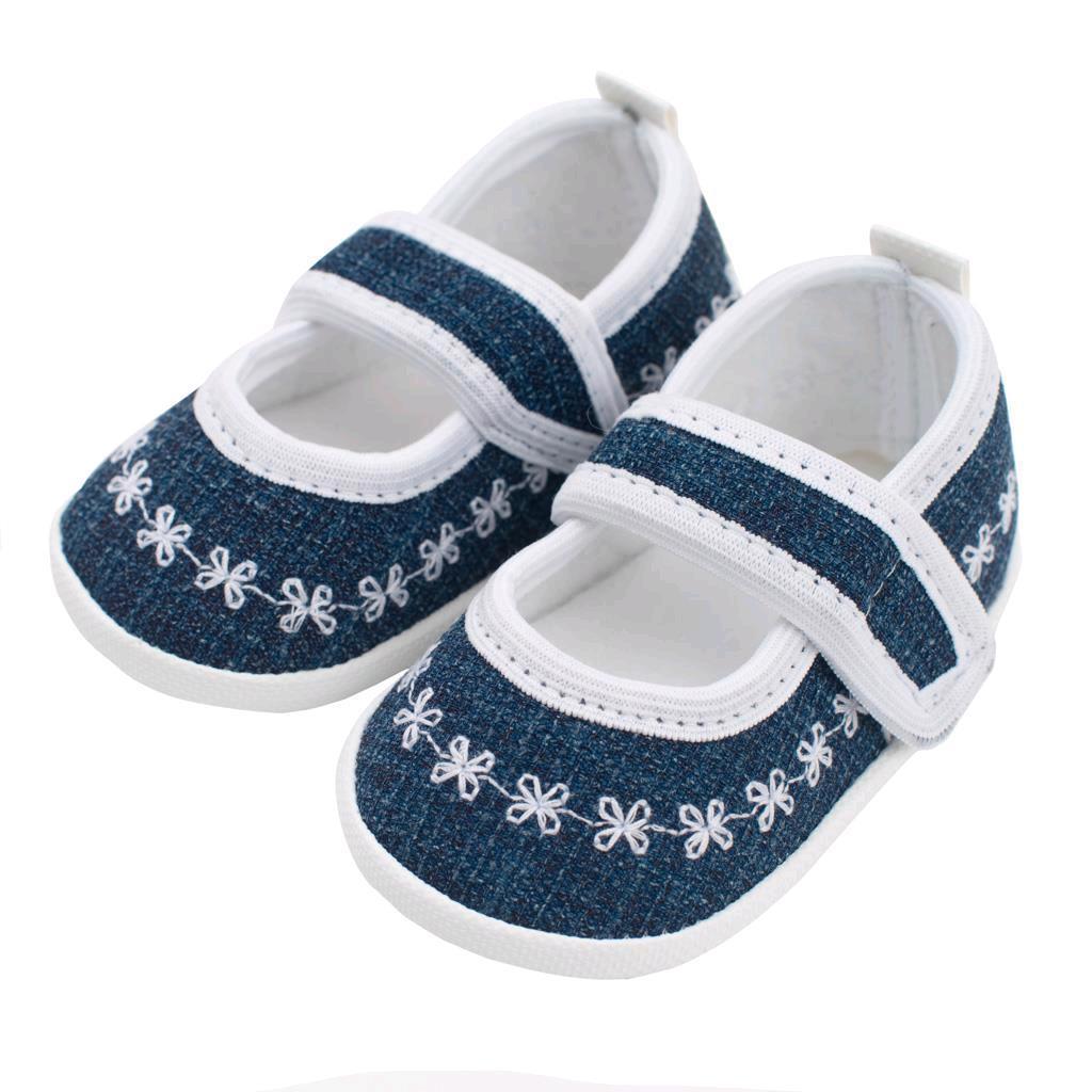 Dojčenské capačky New Baby Jeans biele 12-18 m 12-18 m