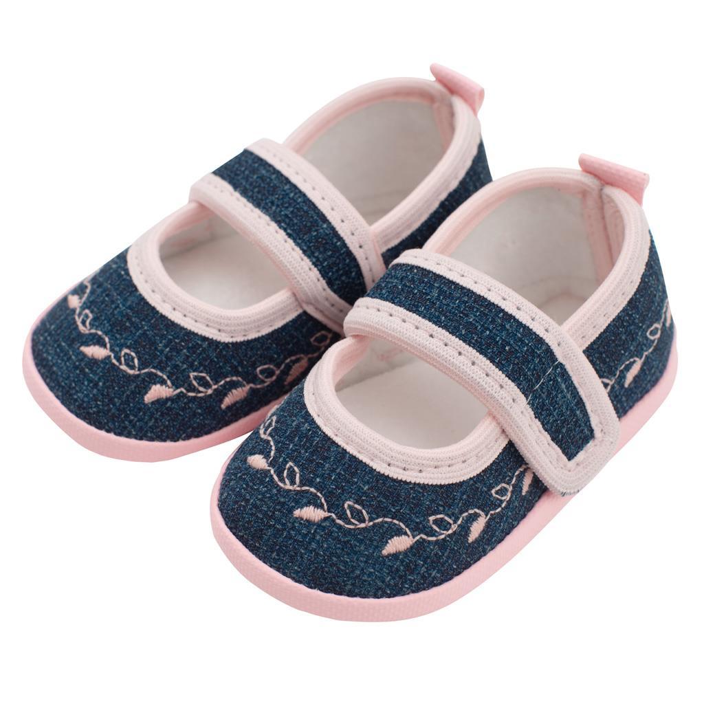 Dojčenské capačky New Baby Jeans ružové 3-6 m 3-6 m