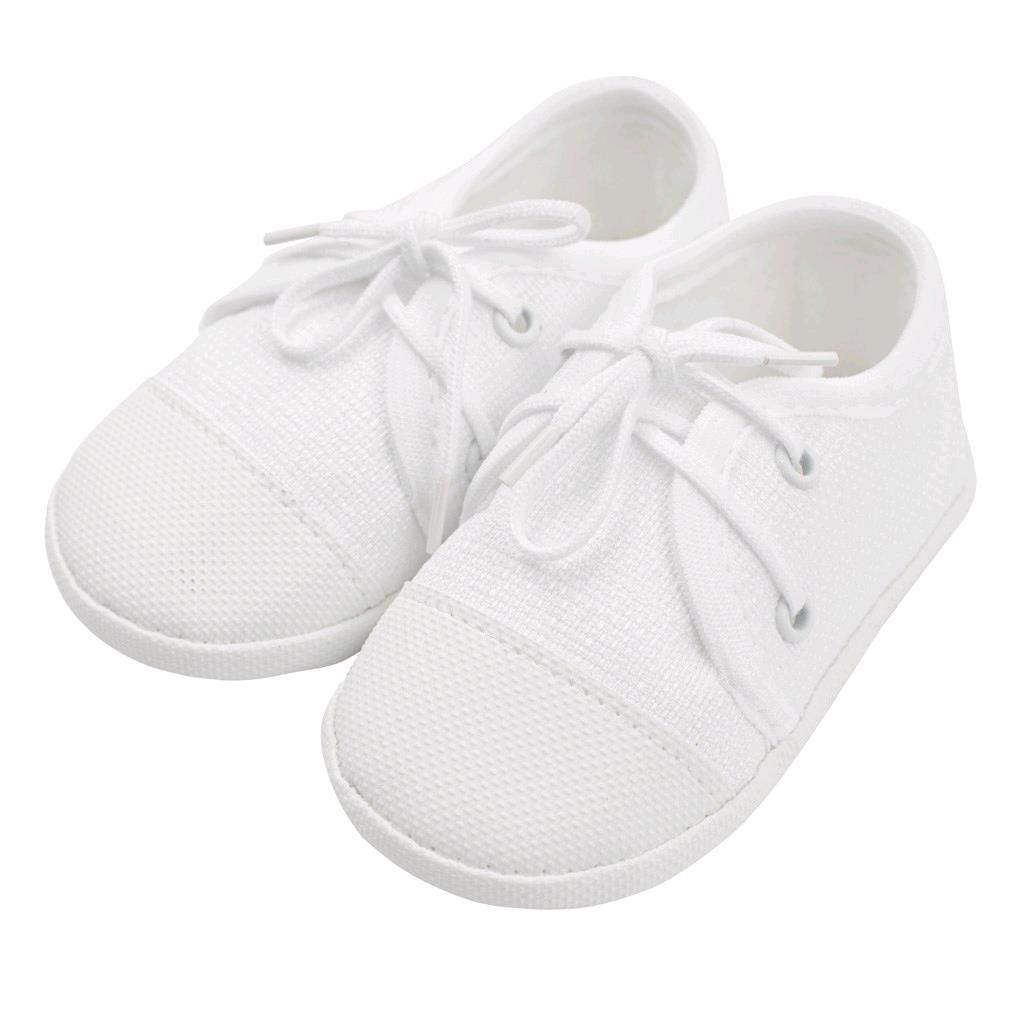 Dojčenské capačky tenisky New Baby biele 3-6 m 3-6 m