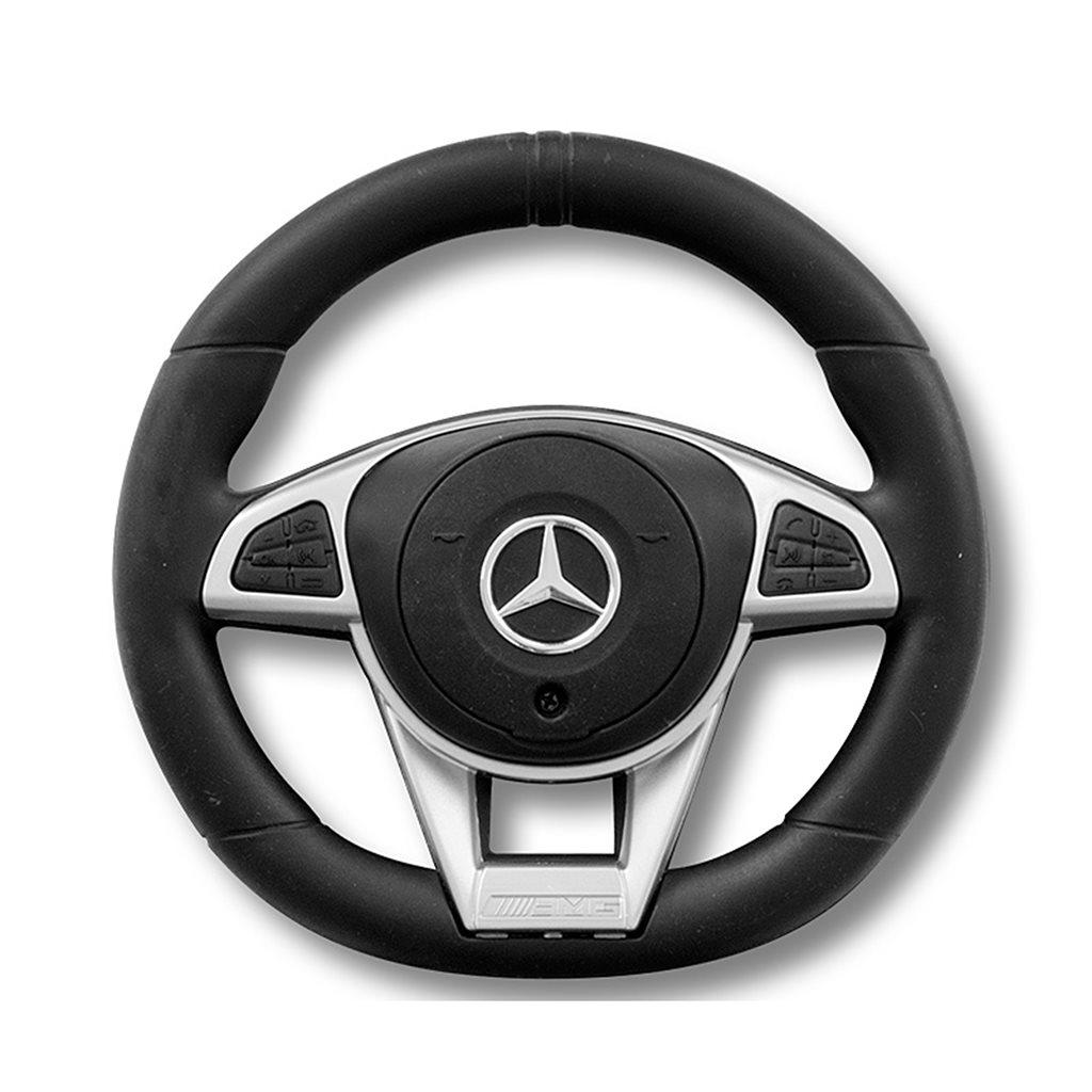 Detské odrážadlo Mercedes Benz AMG C63 Coupe Milly Mally white